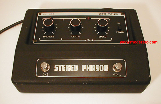 ace tone lh-100 stereo phasor