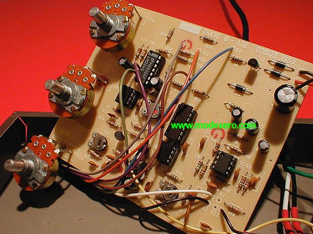 Electro Harmonix Deluxe Electric Mistress Vintage Vs